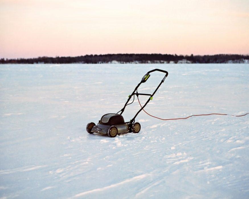Icemower